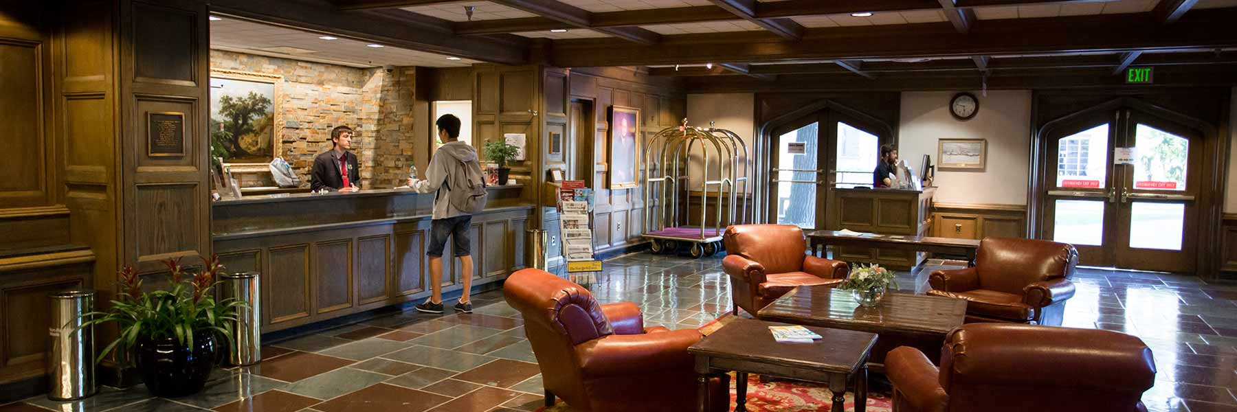 Biddle Hotel Indiana Memorial Union Indiana University Bloomington