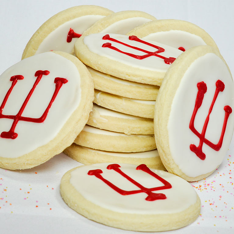 IU cookies from Sugar & Spice